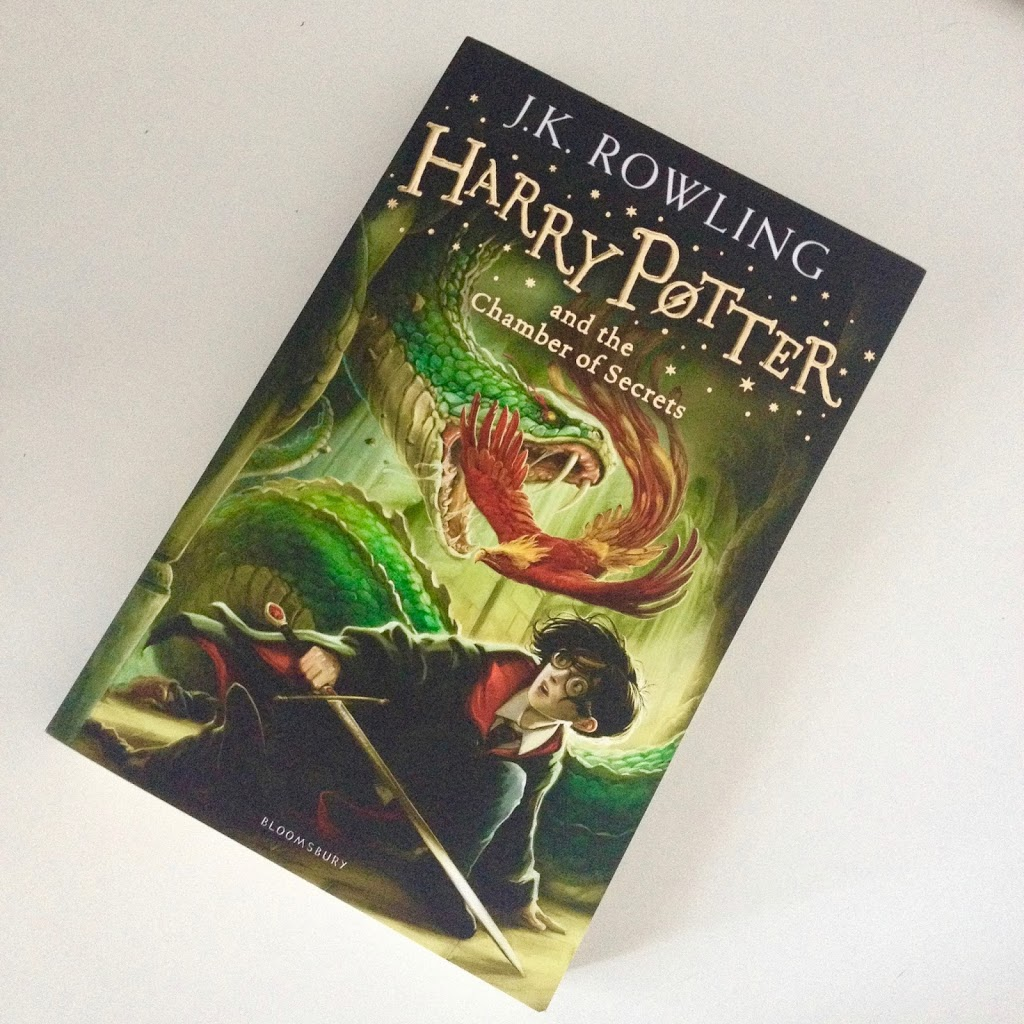 "Powrót do dzieciństwa. ""Harry Potter and the Chamber of Secrets"""