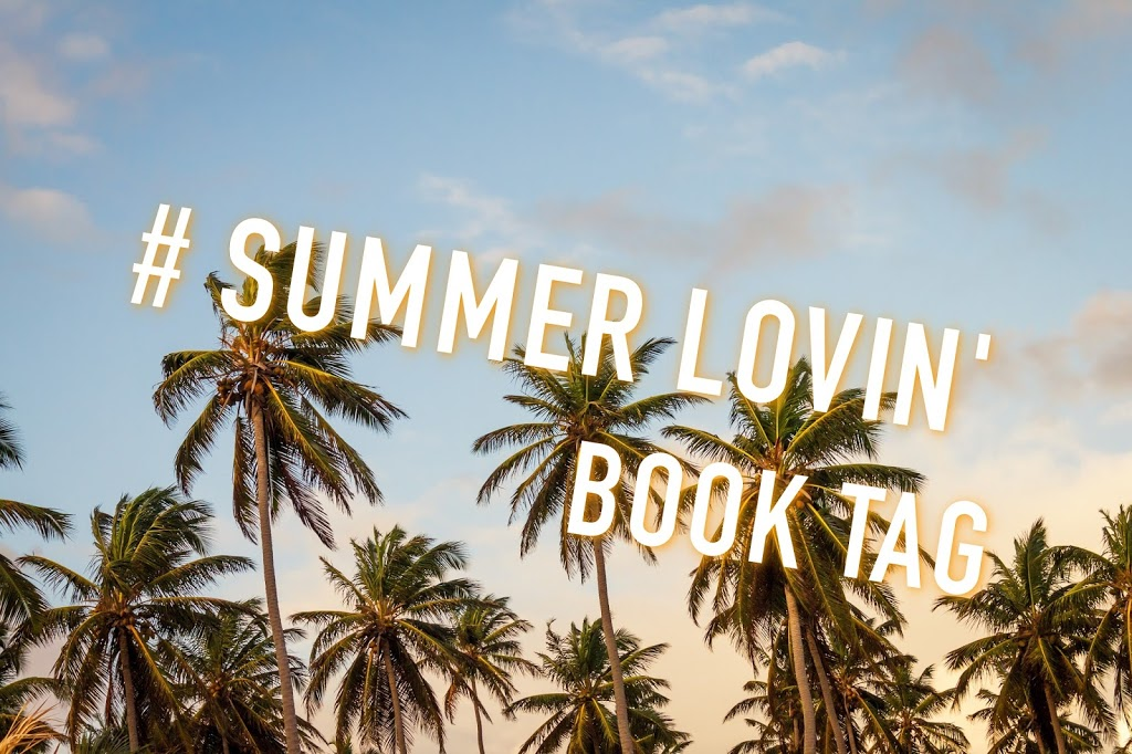 Cudowne wakacyjne rozleniwienie i #summer lovin' book tag