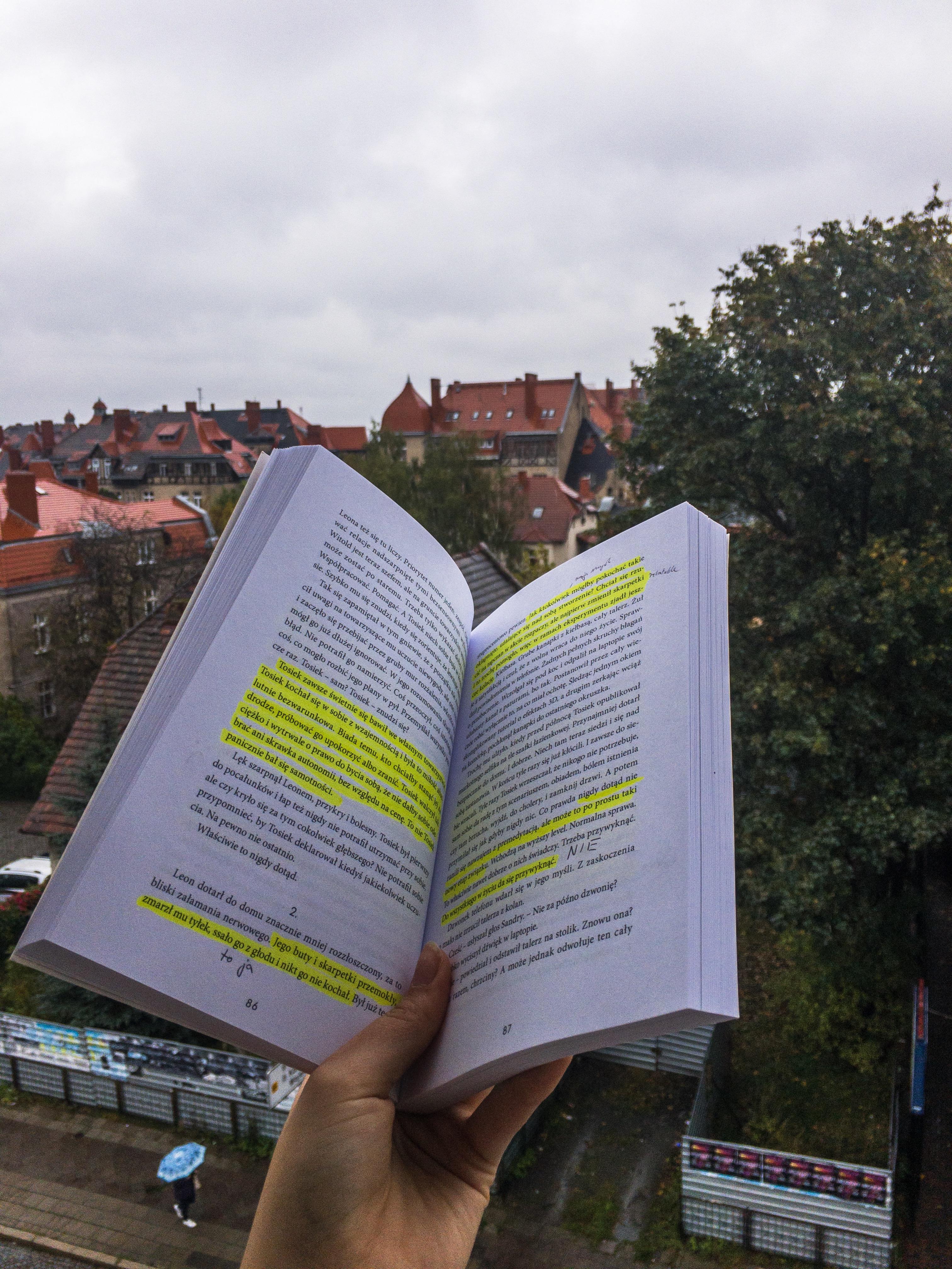 Slash Natalia Osińska Fanfik recenzja dla młodzieży queer lgbt zimno tutaj